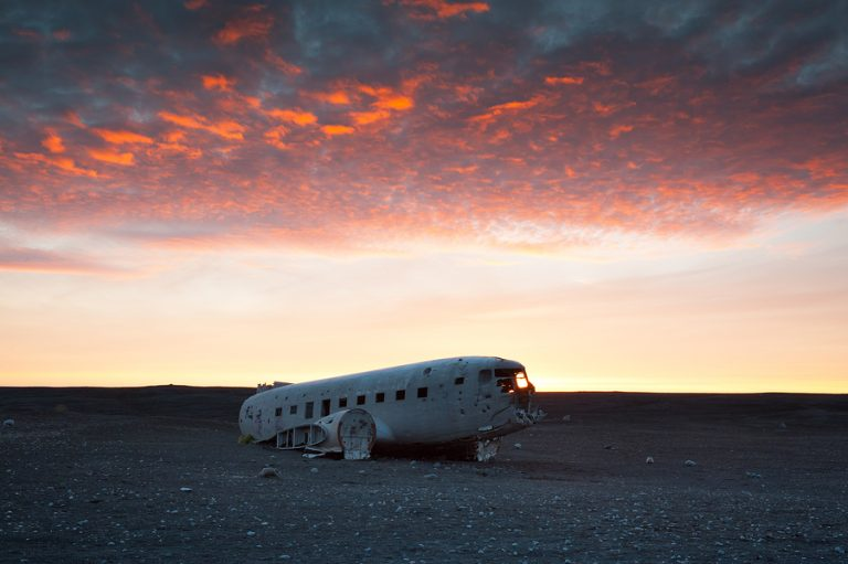 The DC3 Plane Wreck