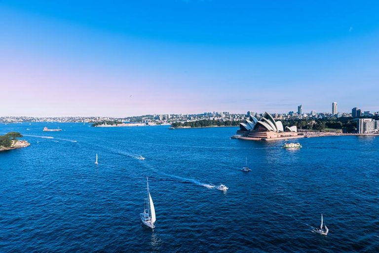 Sydney Opera House NSW Australia